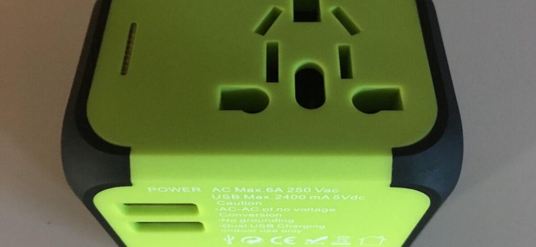 wereldstekker aliexpress koffer kopen