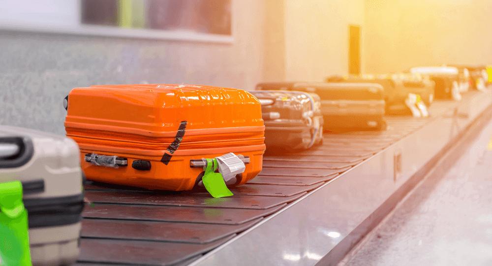 koffer kwijtraken vliegveld