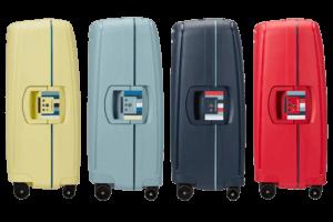Samsonite S'Cure Spinner kleuren koffers