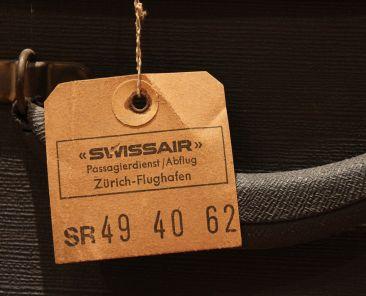 label aan een koffer verplicht kofferlabel