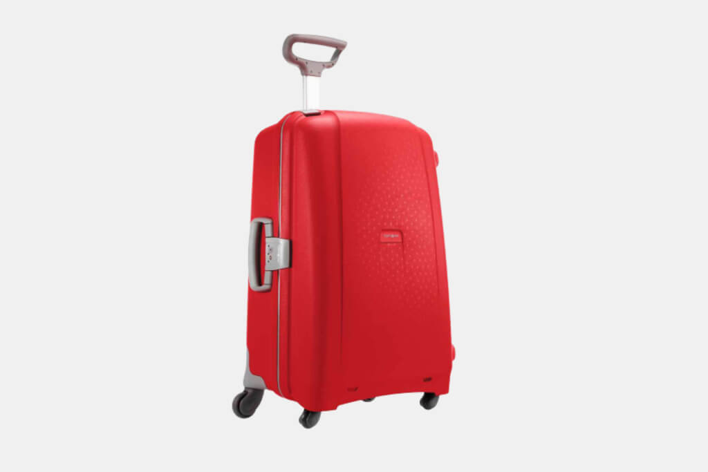 samsonite aeris spinner koffer