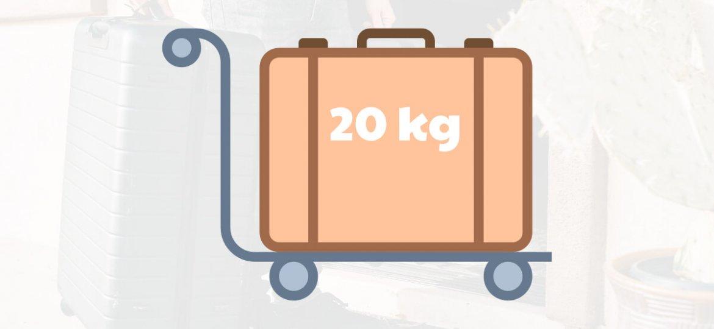 koffer 20 kg blog
